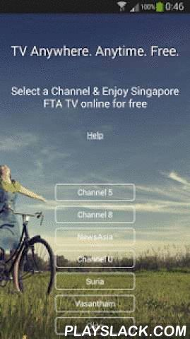 InstantTV - TV In An Instant!  Android App - playslack.com ,  Breaking News: We now support Android 5 (Lollipop)!#1* Entertainment or TV app in Singapore. Record and watch MediaCorp channels on any device. InstantTV is an app by RecordTV that enables you to watch the following channels legally:Singapore: Channel 5, 8, U, News Asia (NewsAsia), Suria, Vasantham, OktoThailand: Channel 3, 5, 8, Modernine TV, MCOT World, You Channel, Bang Channel, M Channel, Saibadee TV, Hot TV, TCI TV, SMM TV…