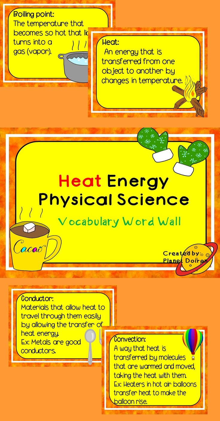 science vocabulary Time for kids: basic science vocabulary.