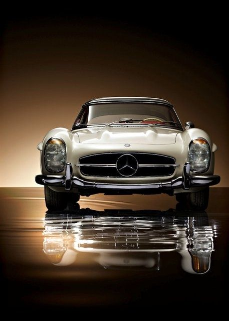 Classic cars can perfectly function as a fashion accessory, and there's no doubt these luxury items continue to break boundaries at auctions. Especially Mercedes.