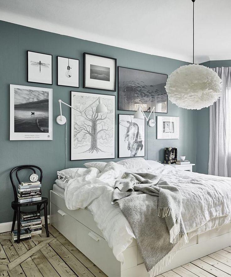Grüne graue Wände – über cocolapinedesign.com