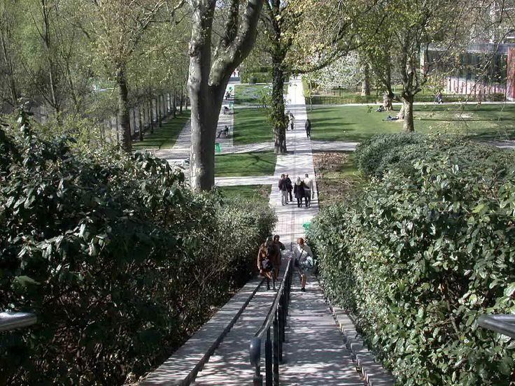 Parc Bercy 3
