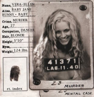 Sheri Moon Zombie - Baby, House of 1,000 Corpses & The Devil's Rejects
