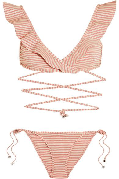 Whether you drool over a one piece or a bikini is your beau, you'll find the perfect beachwear for you