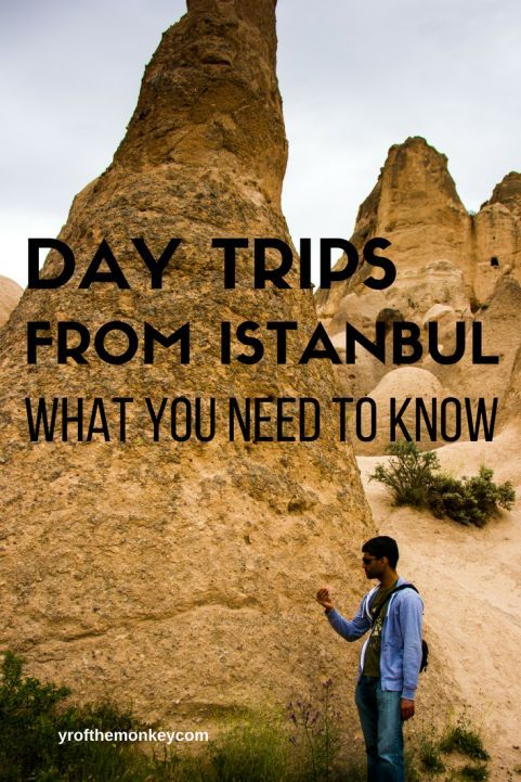 This is a guide to day trips from Istanbul, Turkey and what you need to know when organizing for one. From the roman ruins of Ephesus to the white terrains of Pamukkhale to wilderness of Cappadocia, there is so much to see in Turkey!
