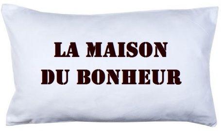 COUSSIN LA MAISON DU BONHEUR