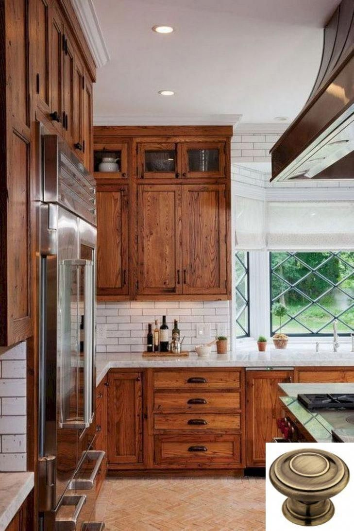 Dark Light Oak Maple Cherry Cabinetry And Solid Wood Kitchen Cabinets Birmingham Check Th Kitchen Cabinet Design Rustic Kitchen Cabinets Kitchen Cabinets