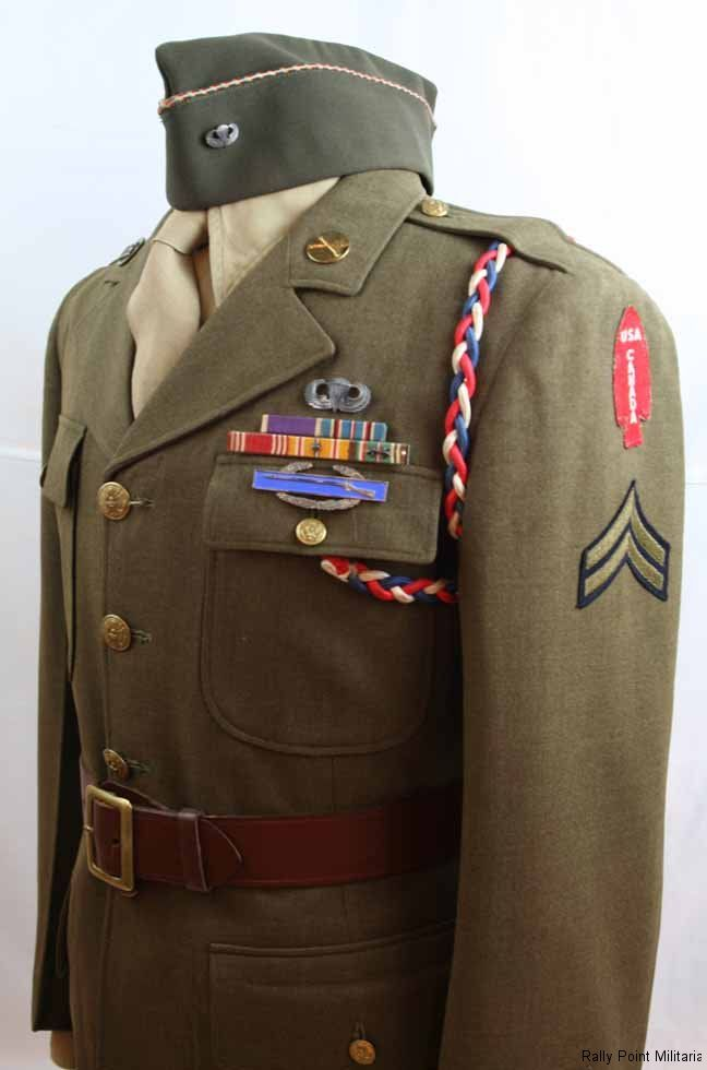 WWII Army Uniforms | love army khaki uniform us army ww2 uniform