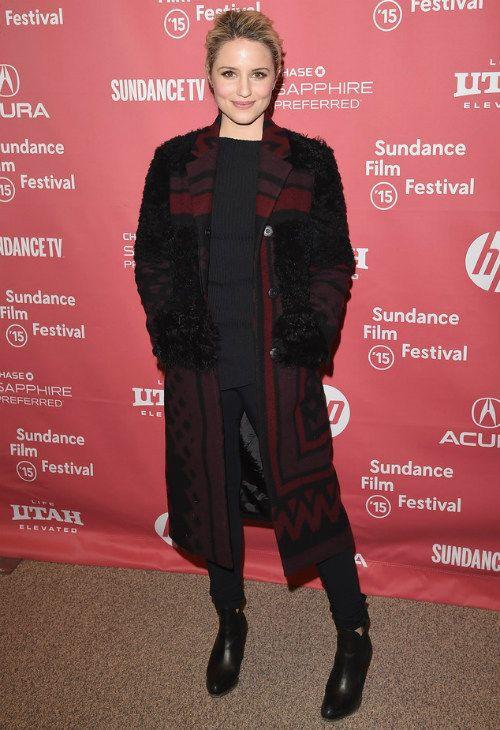 1/27 #ディアナ・アグロン Sundance Film Festival 2015 |海外セレブ最新画像・私服ファッション・着用ブランドチェック DailyCelebrityDiary*