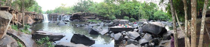 Tatton Waterfall Chaiyaphum