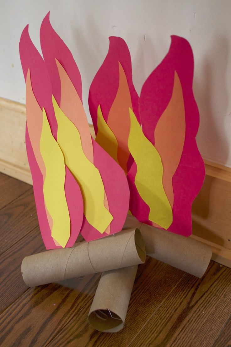 Dans la forêt des enfants-roi: Feu, feu, joli feu...