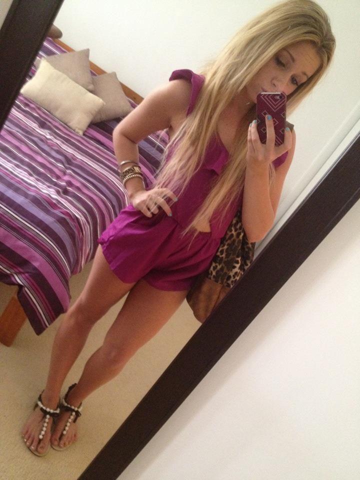 Very Skinny Blonde 21