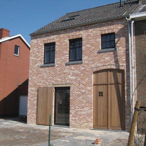Bouwfirma Stejo construct realiseert nieuwbouwproject in pastorijstijl te Wommelgem