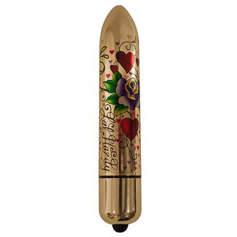 Rocks Off Ammunition RO-160mm 10 Functions Erotic Ink Bullet Vibrator £26.99 @ www.lovehoney.co.uk