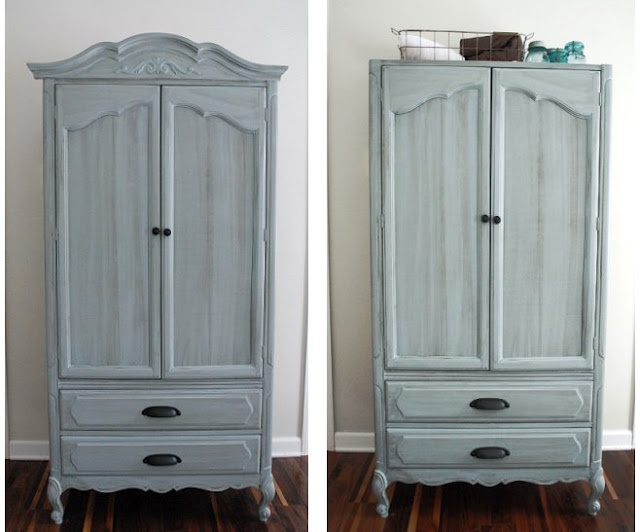 19 best Armoires images on Pinterest   Armoire decorating ...