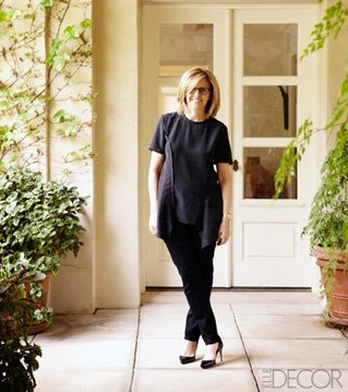 Nancy Meyers- interiors icon. Something's Gotta Give and It's Complicated set and style visionary. Her 12 things she cannot live without!
