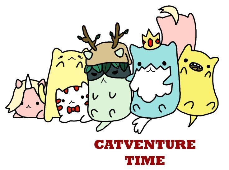 Catventure Time 2 by Hoozuki.deviantart.com on @deviantART