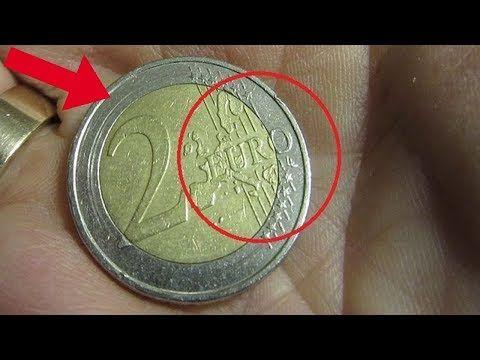 CETTE PIÈCE DE 2€ VAUT 600€ ! Vérifiez vos portes-monnaies ! - YouTube