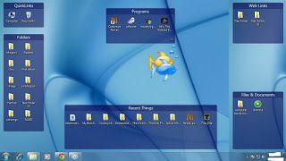 Fences  एक free software है जिसकी सहायता से आप अपने Window 7  के desktop folders को एक अलग अंदाज़ में अरेंज कर सकते है. Fences  नाम के इ...