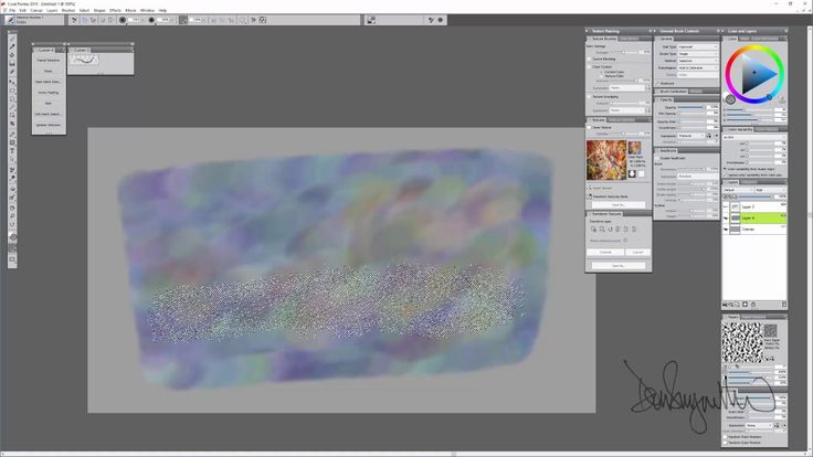 Corel Painter 2018 Digital Art Software New Selection