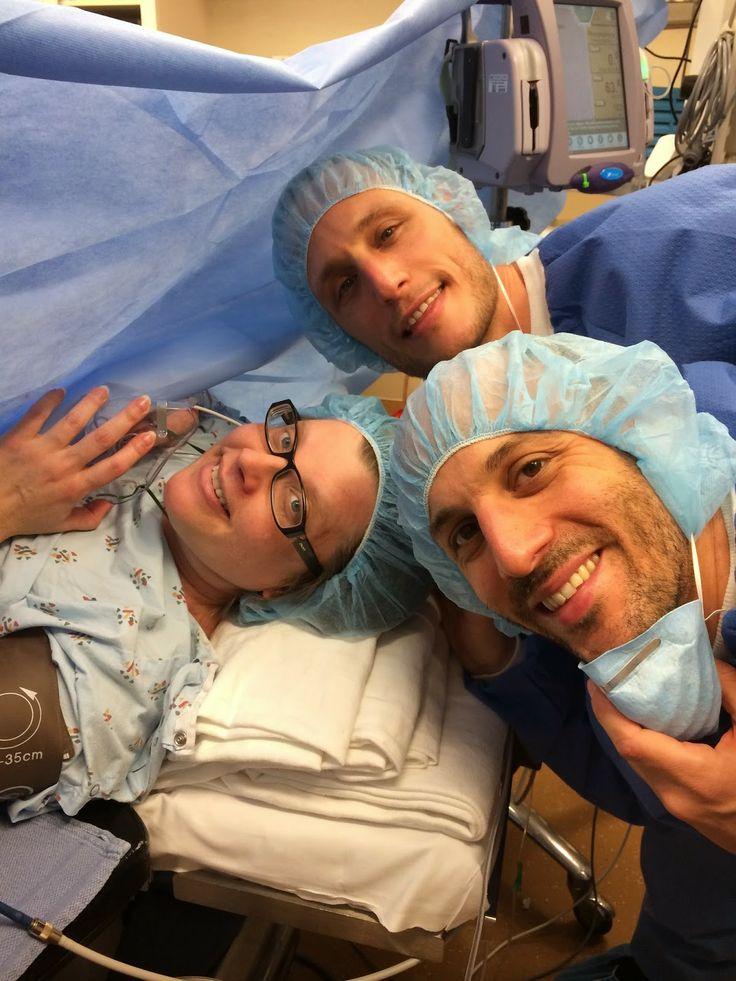 Surrogacy birth story