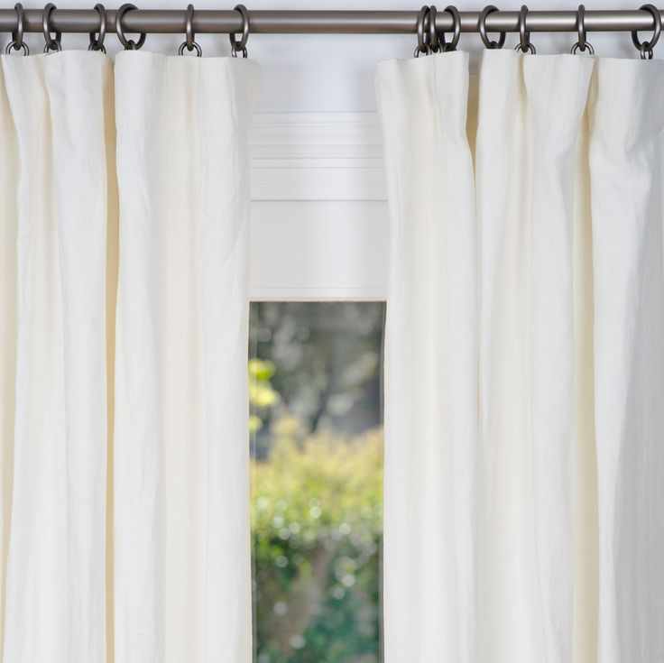 756 best images about window coverings on pinterest for Linen shades window treatments