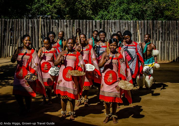 A South African Road Trip: Part 2 - 19 hours in Swaziland