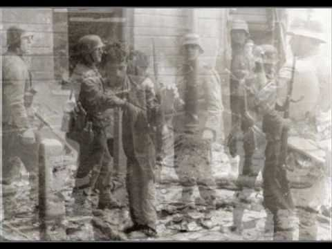 Documentary of the Warsaw Ghetto Uprising. This is a ten minute video meant to give a very brief overview of the event. Research, video and sound editing, and narration by Israel Piedra.