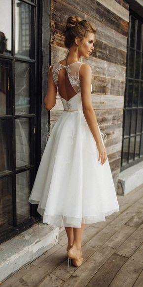 Short wedding dresses, Purple bridesmaid dresses, and more Pins trending on Pint… – Modeideen