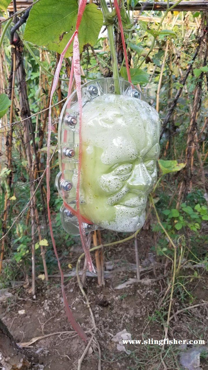 Frankenstein pumpkins shape plastic mold for sale free
