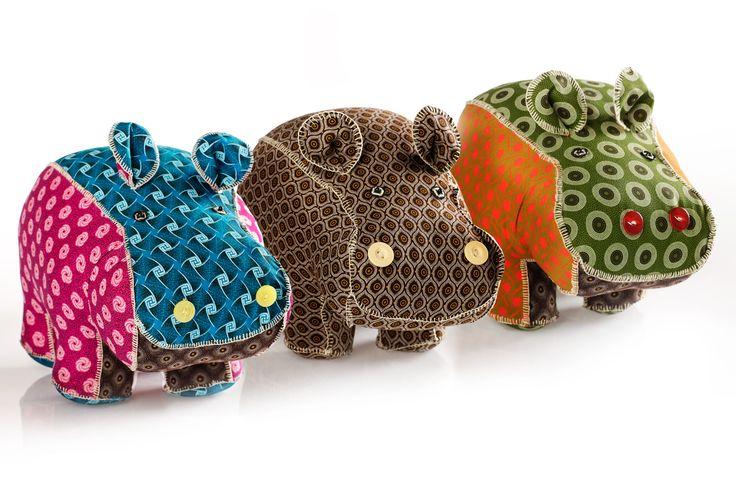 Sweshwe hippos