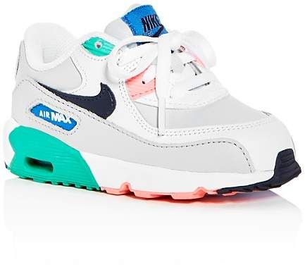 detailed look 6d651 b73d3 Nike Boys Air Max 90 LTR Lace Up Sneakers - Walker, Toddler