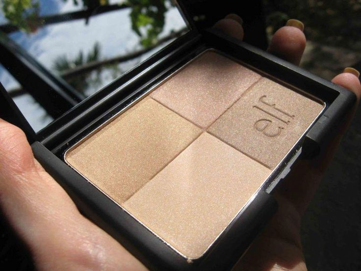We're told that this drugstore steal from Elf is a dupe for Dior's Amber Diamond!