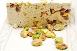 chałwa z pistacjami - przepis