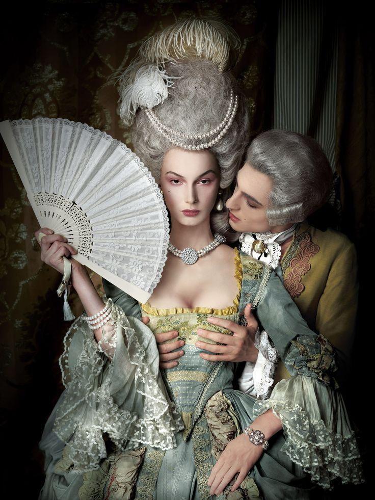 Rococo Couple by COSIMO BUCCOLIERI | PHOTOGRAPHER