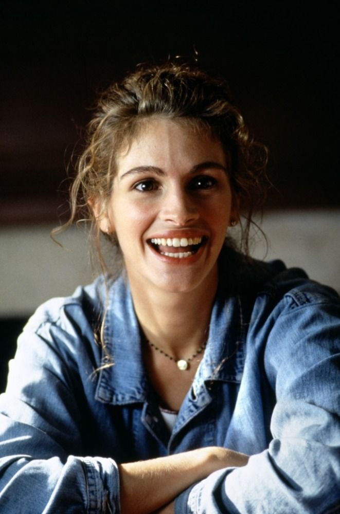 Julia Roberts love the hair