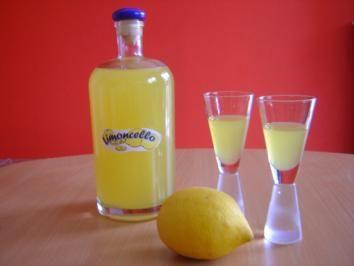 Rezept: LIMONCELLO und CREMA DI LIMONCELLO Bild Nr. 3