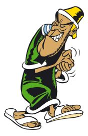 Asterix - The A to Z of Asterix - Characters - Artifis