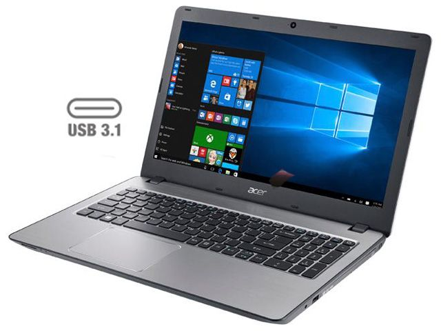 Acer Notebook F5-573G-55WZ/T001 (W)