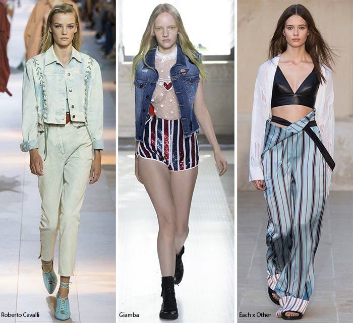 spring summer 2016 fashion trends summer spring and 2016 fashion trends. Black Bedroom Furniture Sets. Home Design Ideas