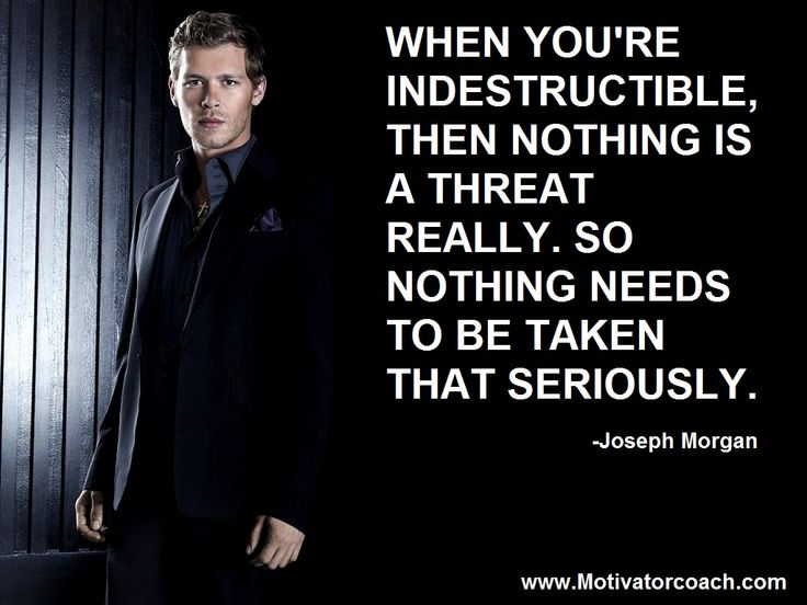 vampire diaries love quotes klaus - photo #28