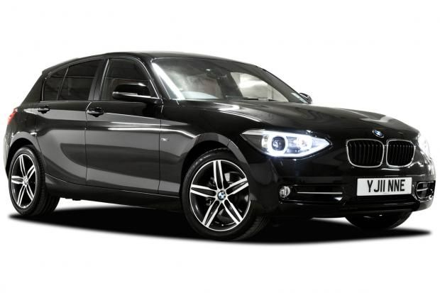 BMW 1 Series hatchback #windscreen http://www.windblox.com