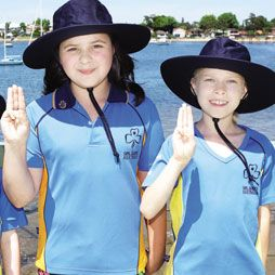 Girl Guides Australia resources & new P