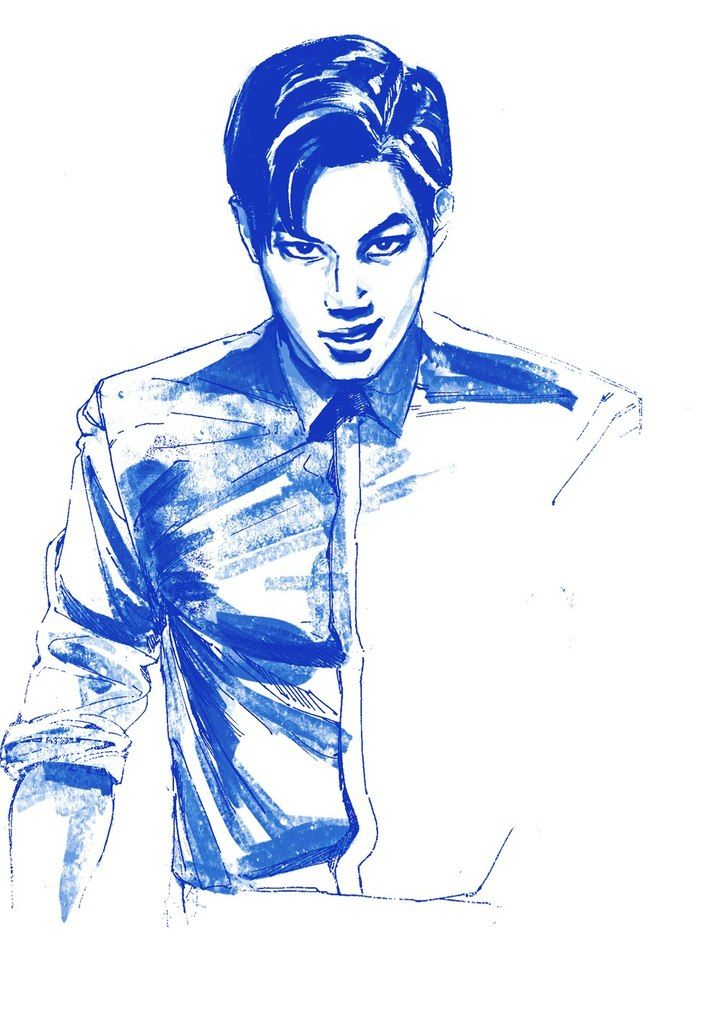 259 best images about Kai fan art on Pinterest ... Exo Kai Fanart