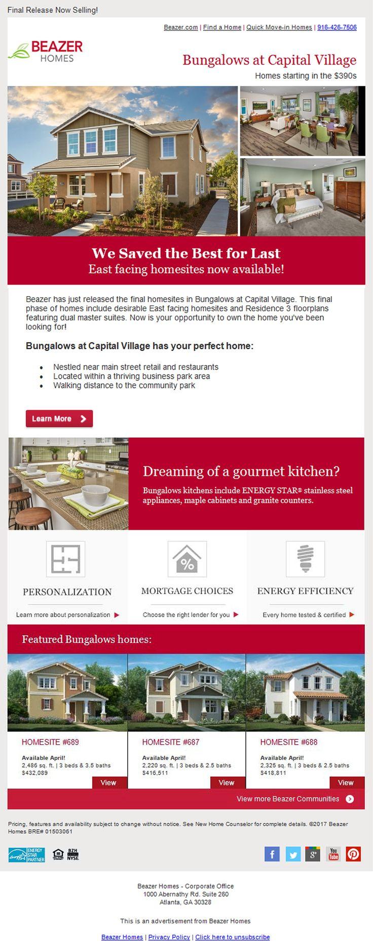 New Homes For Sale In Rancho Cordova, California Discover Bungalows In  Rancho Cordova Before Itu0027s
