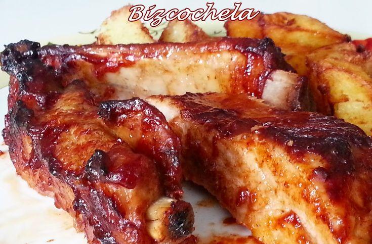 RECETAS Y A COCINAR SE HA DICHO!!!!: COSTILLAS CON COCA COLA