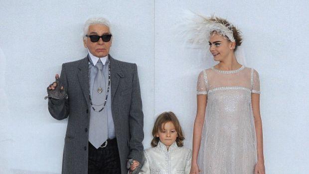 Sfilate Parigi Alta Moda Gennaio 2014: la sport couture di Chanel