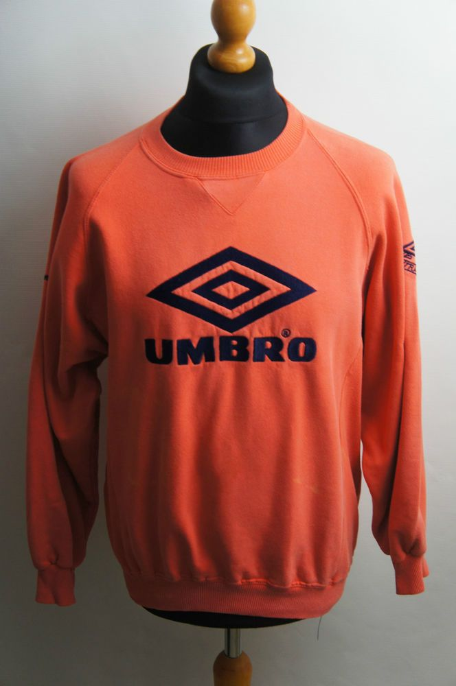 90s Umbro sweatshirt