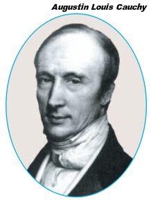 Cauchy Augustin Louis