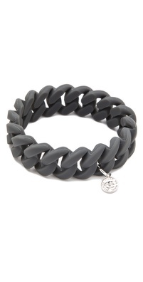 Marc by Marc Jacobs #Rubber Turnlock #Bracelet - if this is the Kale green color I got this and <3 it! #MBMJ