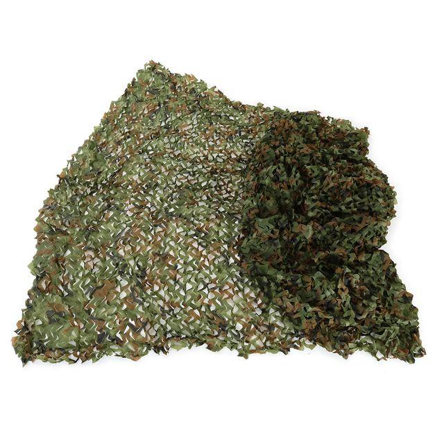 NIEUWE 3*4 M Camouflage net Camo Voor Jacht Camping Militaire Fotografie Jungle Camouflage NET voor Auto Die Klimmen wandelen